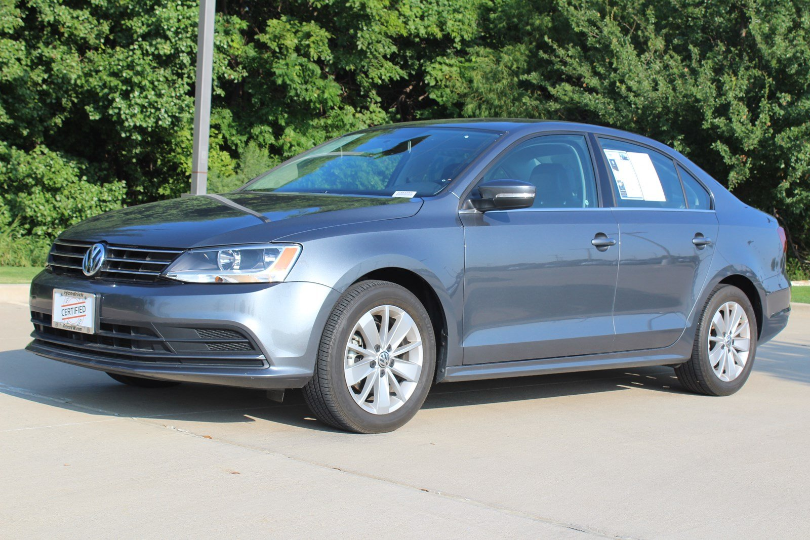 Certified Pre-Owned 2016 Volkswagen Jetta Sedan 1.4T SE w/Connectivity