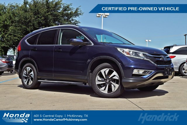 Certified Pre-Owned 2016 Honda CR-V Touring