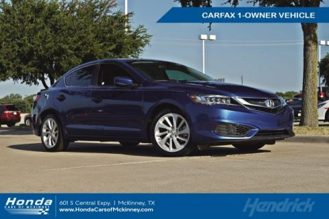Pre-Owned 2018 Acura ILX W/ACURAWATCH PLUS