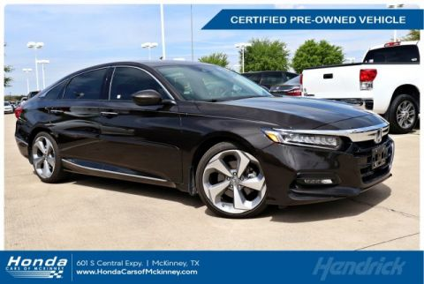 Certified Pre-Owned 2018 Honda Accord Touring 1.5T