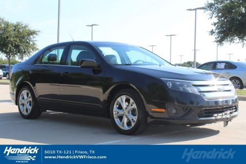 Pre-Owned 2012 Ford Fusion SE