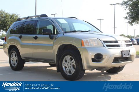 Pre-Owned 2007 Mitsubishi Endeavor LS