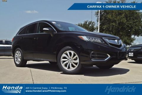 Pre-Owned 2017 Acura RDX 4DR FWD